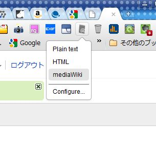 Create Link wiki用