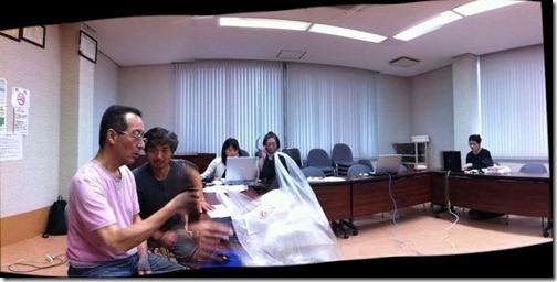 久美浜町商工会での勉強会