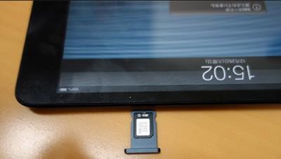 iPad mini Sim